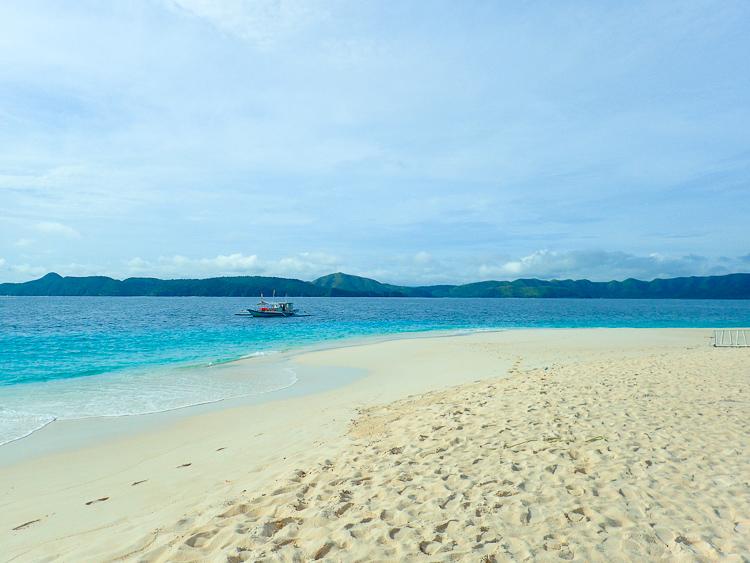 Dimakya Island Beach