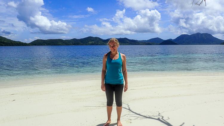 Island Hopping in Coron