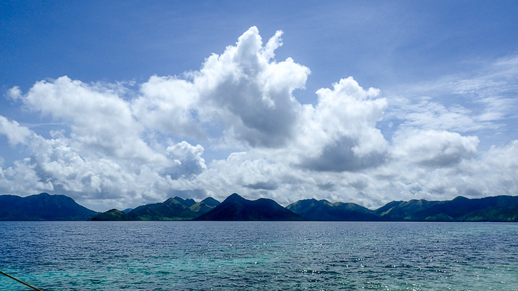 Palawan Island Hopping