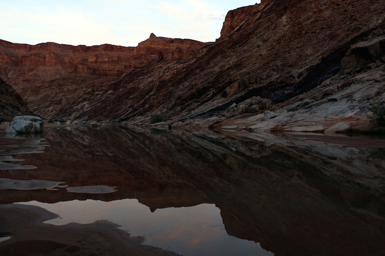 Fish River canyon Namibia Landscapes